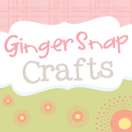 ginger snap button No Sew All Weather Outdoor Bunting
