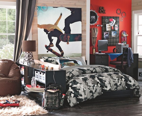 117938083962264440 94S5NFe4 f Teen Boy Bedroom Ideas....