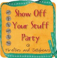 Show+off+your+Stuff+party+button No Sew All Weather Outdoor Bunting