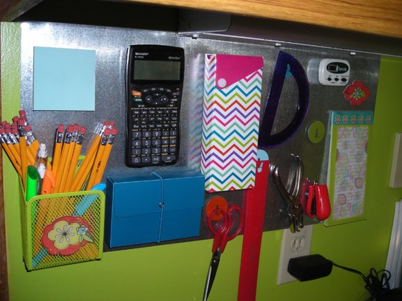 015 My Back to School Organization!