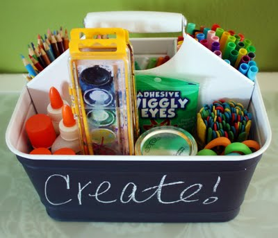 ArtCaddy14 Back to School Organization