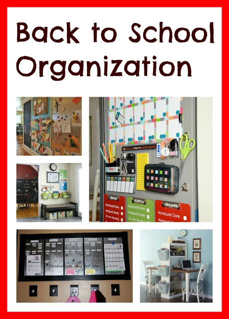 Back+to+School+Organization1 Back to School Organization