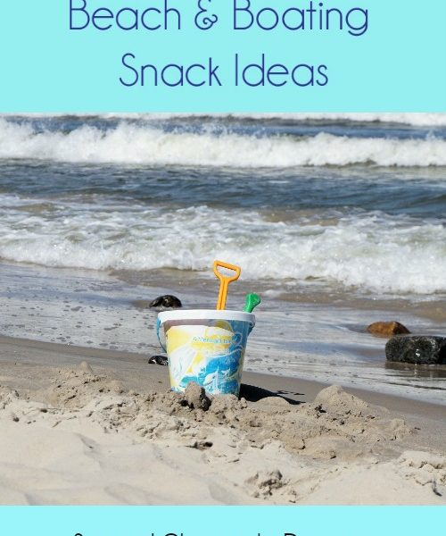 Second Chance to Dream: Beach & Boating Snack Ideas