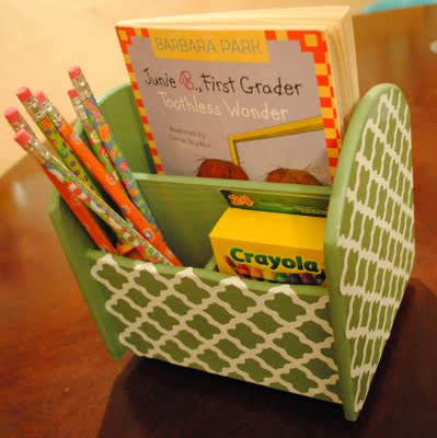 Homework4 Back to School Organization
