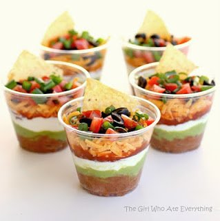 Taco+dip+in+a+cup Back to School Sandwich less Lunch Ideas