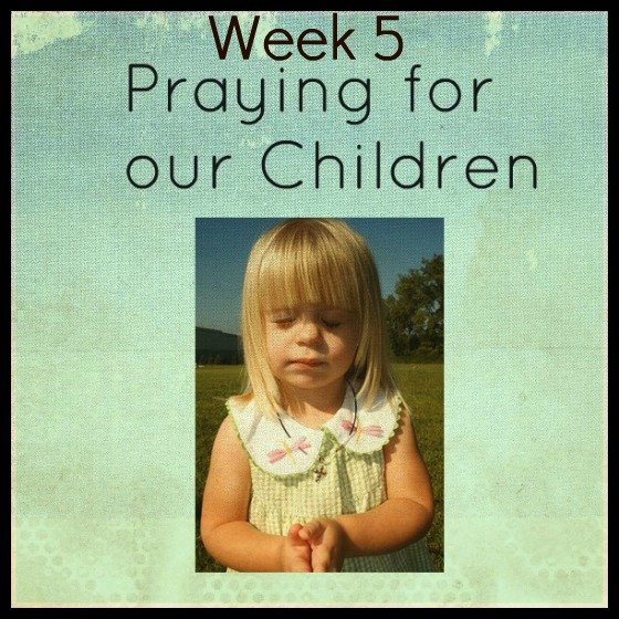Second Chance To Dream - Praying for Our Children Week 5