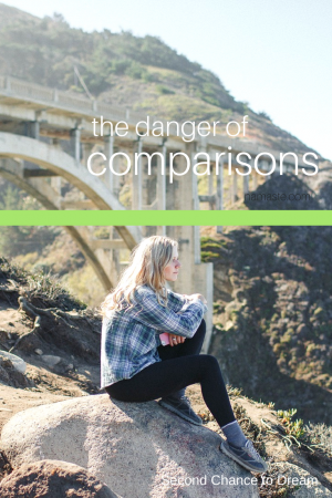 The Danger of Comparisons