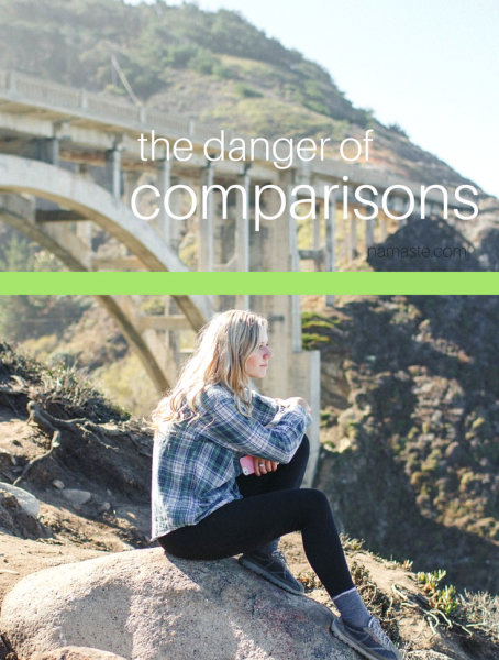 Second Chance to Dream: The Danger of Comparisons #lifelessons #comparison