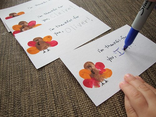 5119433926 d72a34f0ca 15 Kids Thanksgiving Crafts