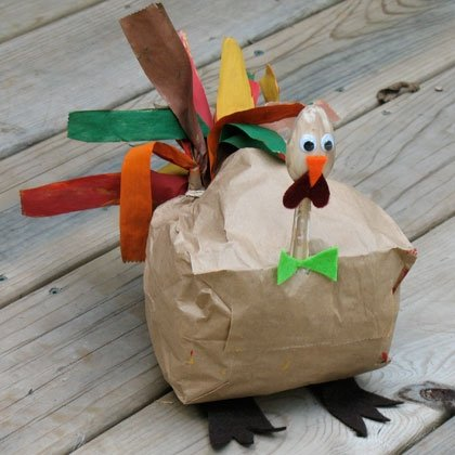 Paper bag Turkey photo 350x255 AFormaro 0063 rdax 65 15 Kids Thanksgiving Crafts