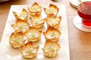 Baked Crab Rangoon 52207 {25 Quick & Easy Appetizers}