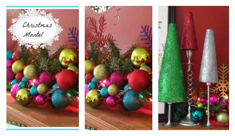 Second Chance to Dream: Christmas Mantel #Christmas