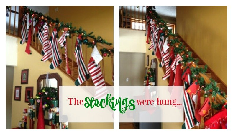 Second Chance to Dream: The Stockings were hung...