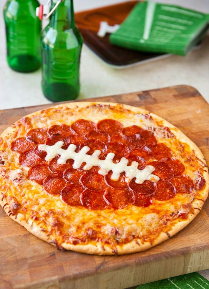 I WILL do this for the Super Bowl/Game Days!