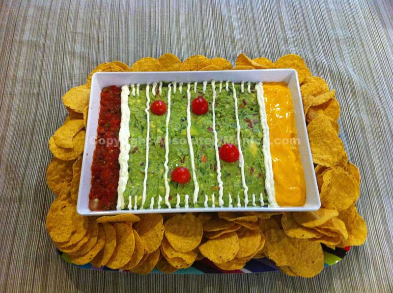 Guacamole 15 {2013 Super Bowl Fun}