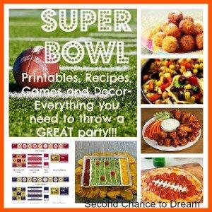 Second Chance to Dream: Super Bowl Fun