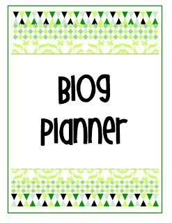 ablogplannergr {My Life in One Little Book}  Printable Planner in 2 Colors