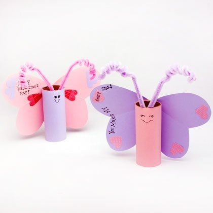 Paper Love Bugs