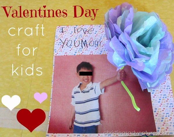 pinterestimage thumb 15 Kids Valentines Day Crafts
