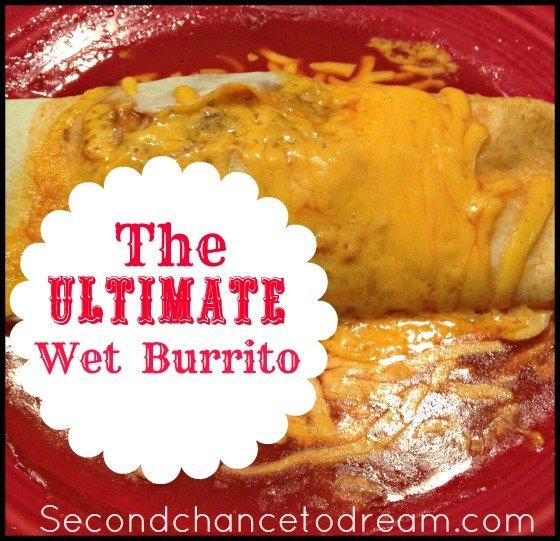 Ultimate Wet Burrito
