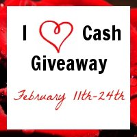 I Love Cash Giveaway