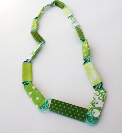 necklace 8 15 Kids St. Patricks Day Crafts
