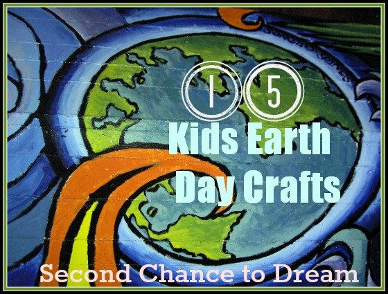 15+Kids+Earth+Day+Crafts 15 Kids Earth Day Crafts