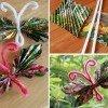 Magazine Butterflies Eco Friendly Craft For Kids