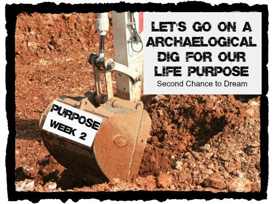 More Digging in! What your Purpose is NOT!