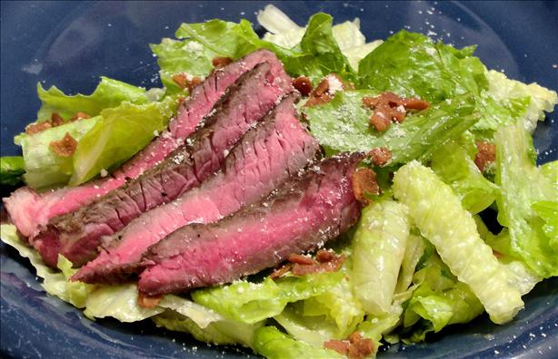 Steak Caesar Salad. Photo by Mama's Kitchen (Hope)