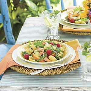 Shrimp-and-Pasta Salad Recipe