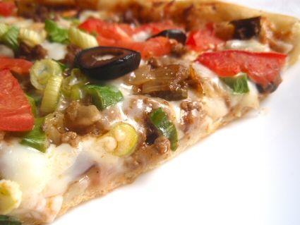 (Copy Cat) Recipe for Taco Grande Pizza like PaPa Murphy's.
