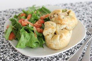 Muffin Tin Pot Pies | www.tasteandtellblog.com