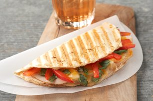 Southwest Chicken Panini recipe