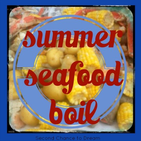 [Beat the Heat with a  Summer Seafood Boil]