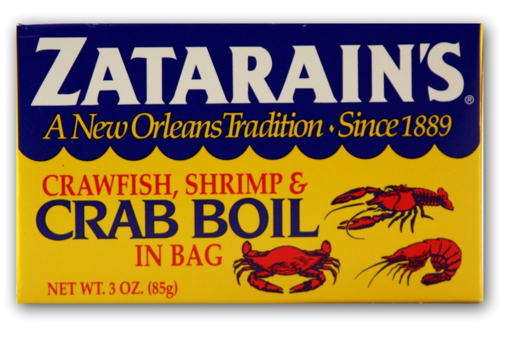 Zatarain's Crab Boil-In Bag