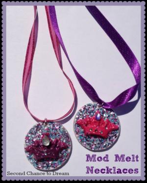 Mod Melt Necklaces