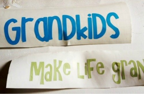 grandkids Quick & Easy Grandparents Day Gift