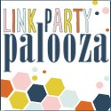 link party palooza button Quick & Easy Halloween Garland