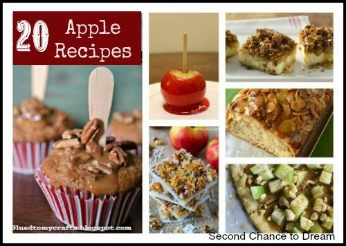 Second Chance to Dream: 20 Apple Recipes