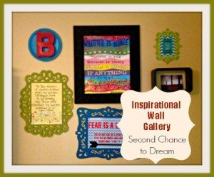 Inspirational Wall Gallery