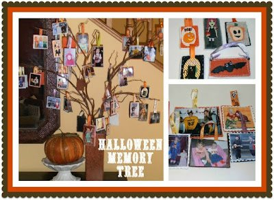 Halloween+Memory+Tree+3 DIY Halloween Wall Art