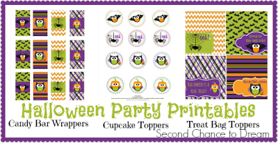 Halloween+Party+Printables {Printables}