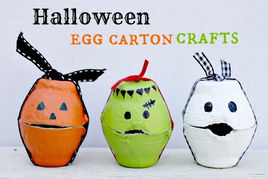 Crafts For Kids Halloween