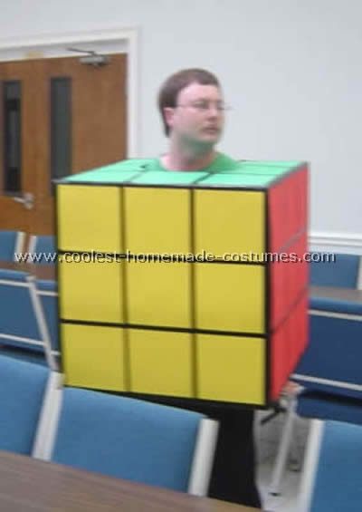 Coolest Do It Yourself Halloween Costume