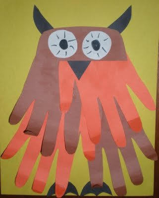 owl+014 15 Kids Halloween Crafts 2