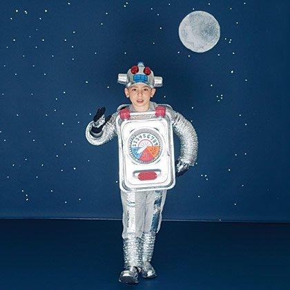 Retro Robot Halloween Costume