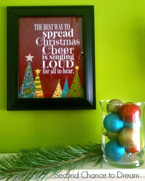 The  Best Way to Spread Christmas Cheer….