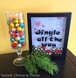 Jingle All the Way Christmas Decor