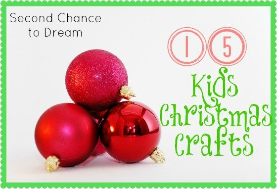 Kids+Christmas+Crafts 15 Kids Christmas Crafts
